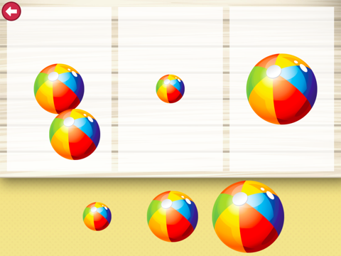 Smart Baby Sorter HD - Forme et la couleur / Jeux éducatifs