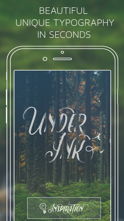 Under Ink - Typography Cover Maker for Wattpad & Movellas screenshot-4