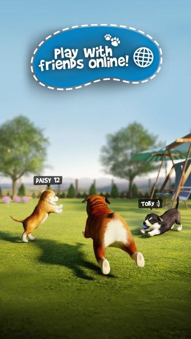 Dog Simulator 2015 screenshot two