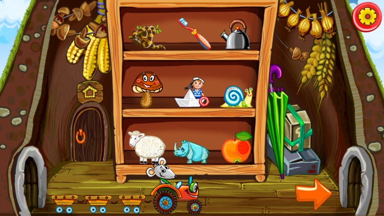 Mouse Alphabet - An Alphabet Adventure for Pre-Readers and New Readers screenshot-4