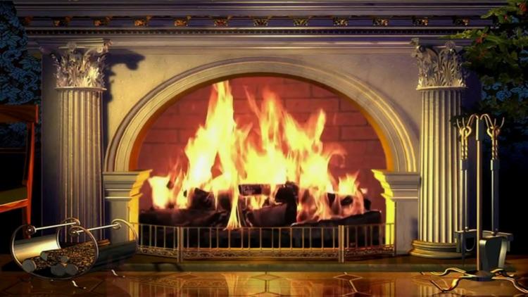 Fireside Christmas Music