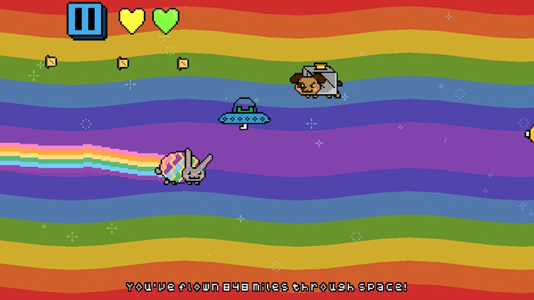 Nyan Cat! screenshot-1