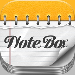 Note Box-Pro (Memo, draw, photo, record, back up)