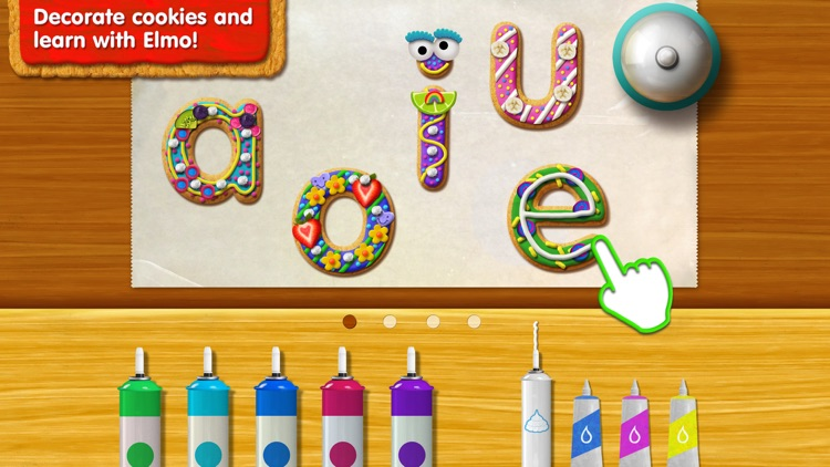 Sesame Street Alphabet Kitchen screenshot-3