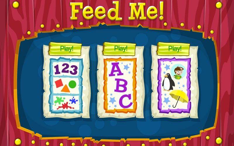 Top 10 Apps like Feed Me! (UK English) - PencilBot School