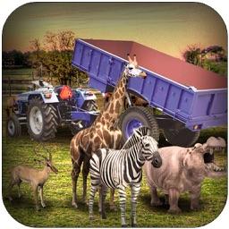 Tractor Transport Animal Farm