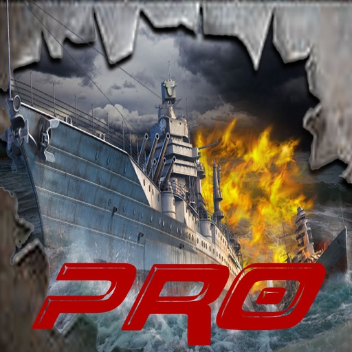 Battle Warship Pro- Naval Craft Strike Force