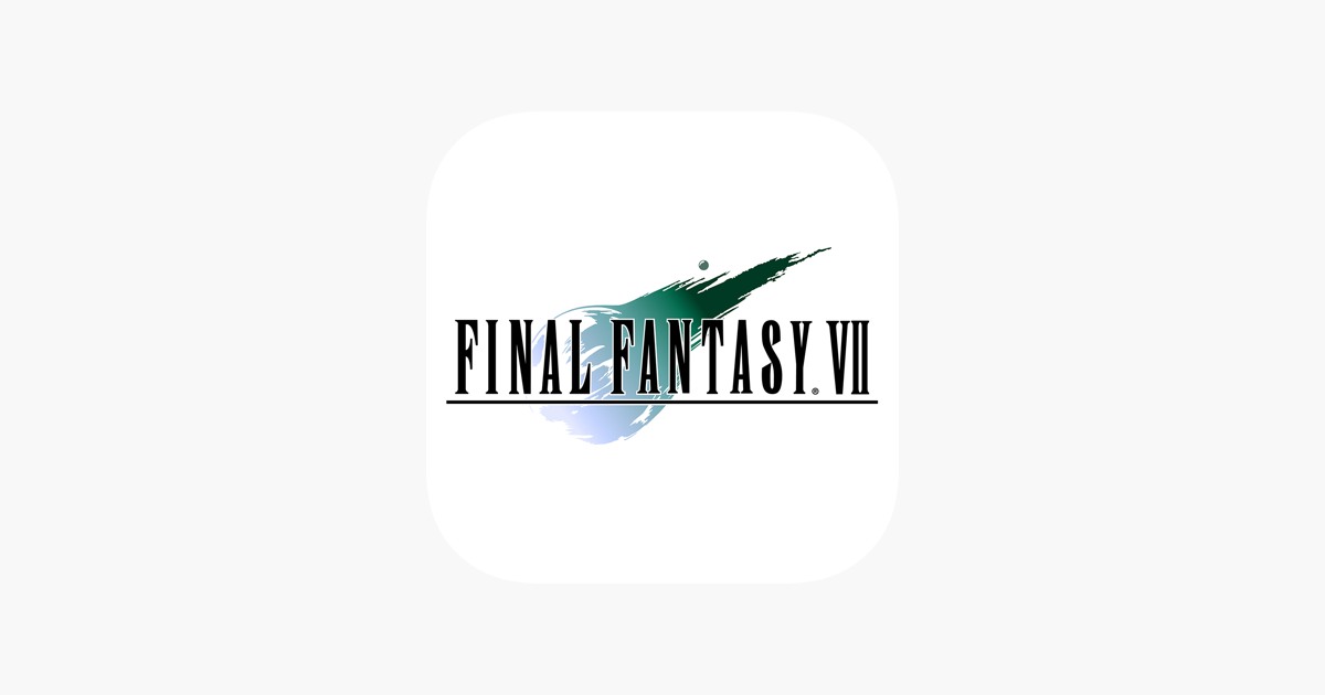 FINAL FANTASY VII on the App Store