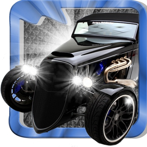 A Crazy Hot Rod - Drive Around Town icon