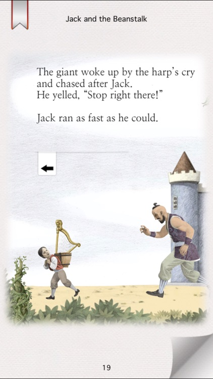 Jack and the Beanstalk - Interactive Storybook screenshot-3