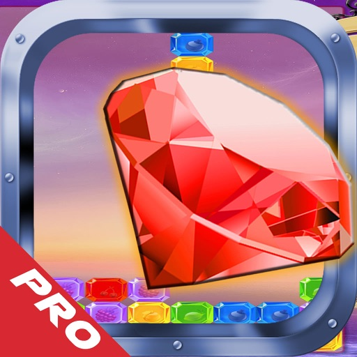 Gummy Diamonds - Match 3 Puzzle Pro icon