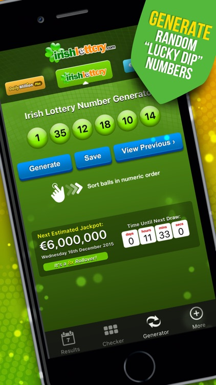 Irish Lottery screenshot-4