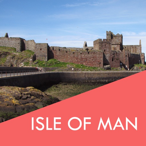 Isle of Man Island Offline Travel Guide icon