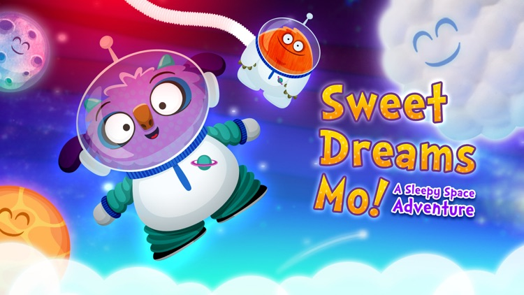 Sweet Dreams Mo - A Sleepy Space Adventure screenshot-0