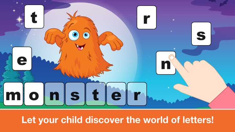 Halloween Learning Games for Preschool and Kindergarten Kids by Abby Monkey®