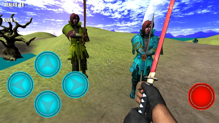 Samurai Hunter Rampage screenshot-0