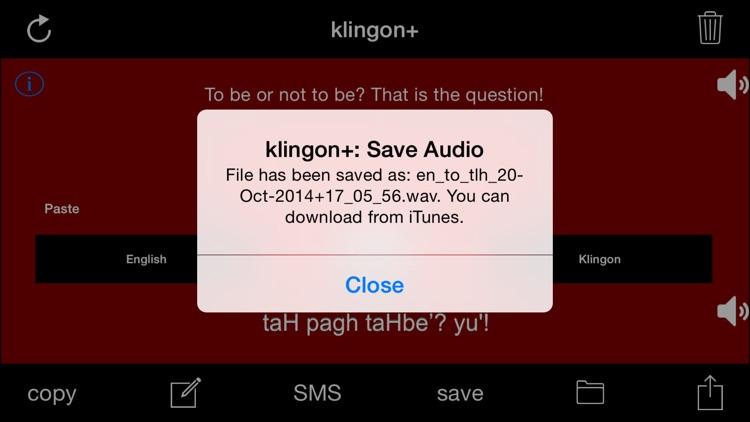 klingon+ screenshot-4