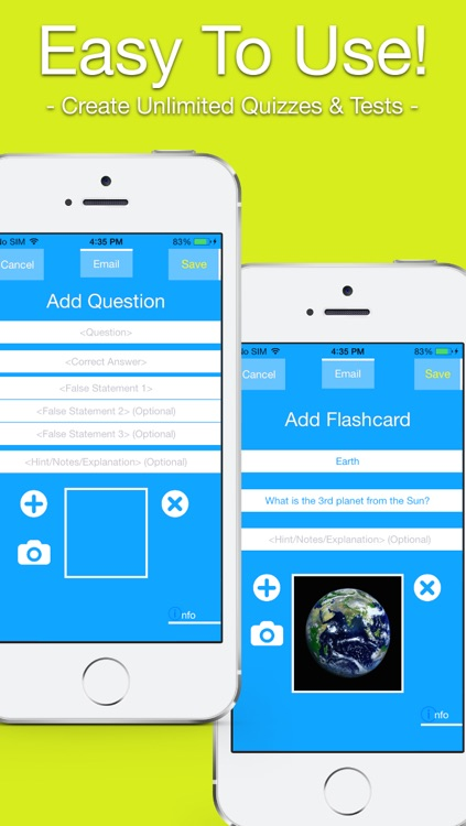 Quiz and Flashcard Maker screenshot-3