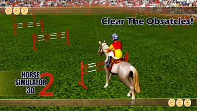 My horse riding derby - Become horse master in a real