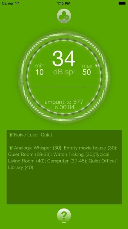 Noise-meter - dB-meter, Decibel Meter, Sound Level Meter, Measure the sound around you easily screenshot-3