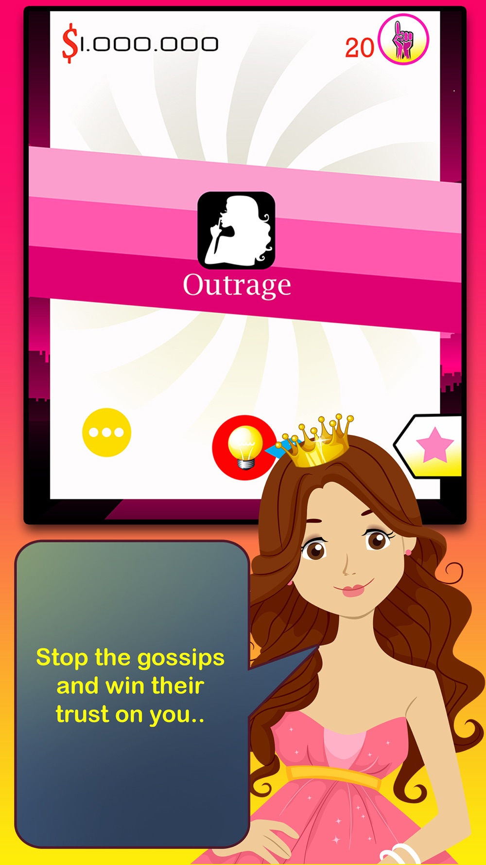 Prom Hollywood Story Life - choose your own episode quiz game! hack tool