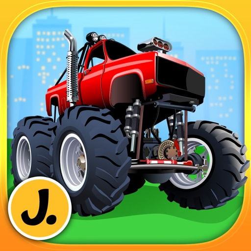 Monster Trucks and Sports Cars Puzzles