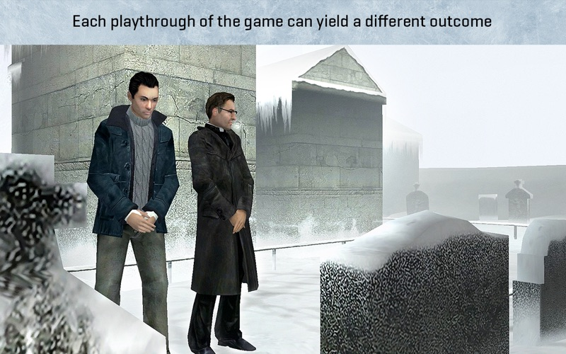 Fahrenheit: Indigo Prophecy Remastered Screenshot