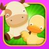 Farm Animal Rescue - Quick Barn Matching Mania Free