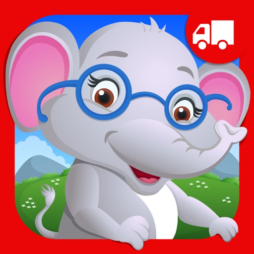 Elephant Preschool Playtime - Toddlers and Kindergarten Educational Learning ABC Numbers Shape Puzzle Adventure Game for Toddler Kids Explorers
