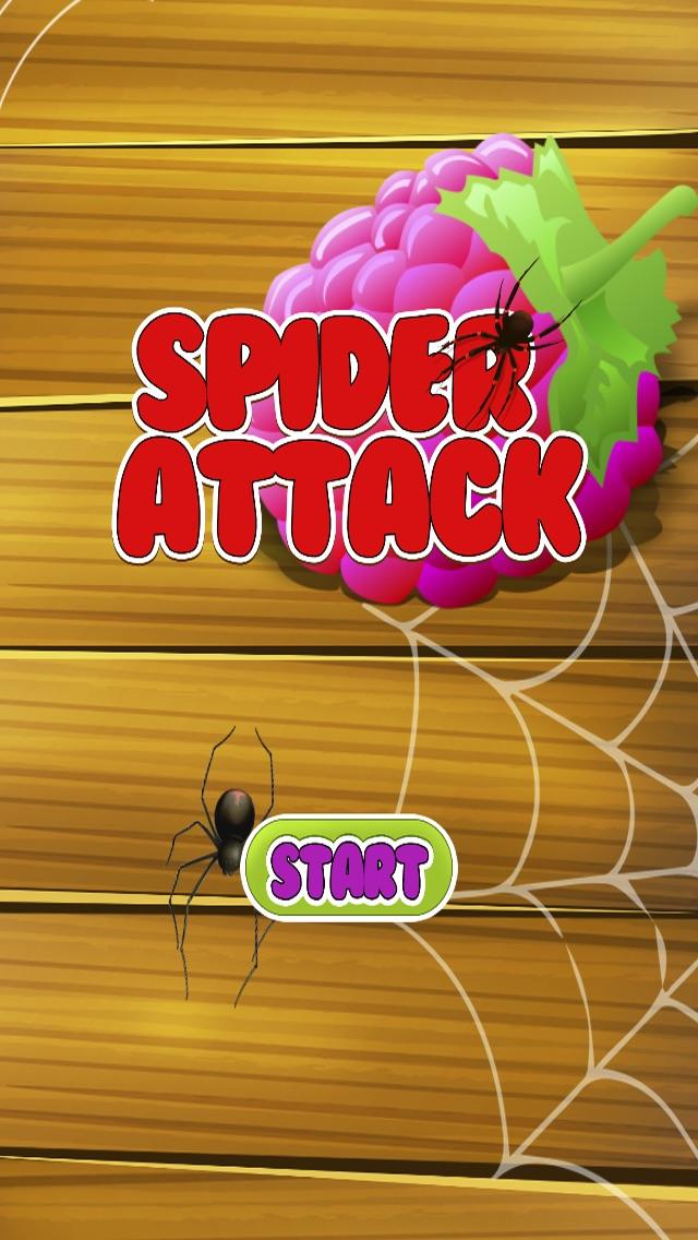 Attack of the Spider! 蜘蛛,臭蟲,甲蟲和怪物的攻擊 - 兒童遊戲屏幕截圖2