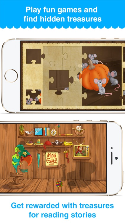 Clever Gretel - Narrated classic fairy tales and stories for children screenshot-4