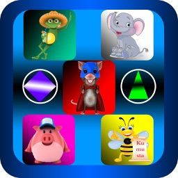 Learn Colors & Shapes For Kids in Filipino