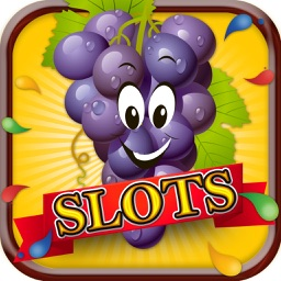 Fun Fruit Frenzy Slots : Free 777 Slot Machine Game with Big Hit Jackpot