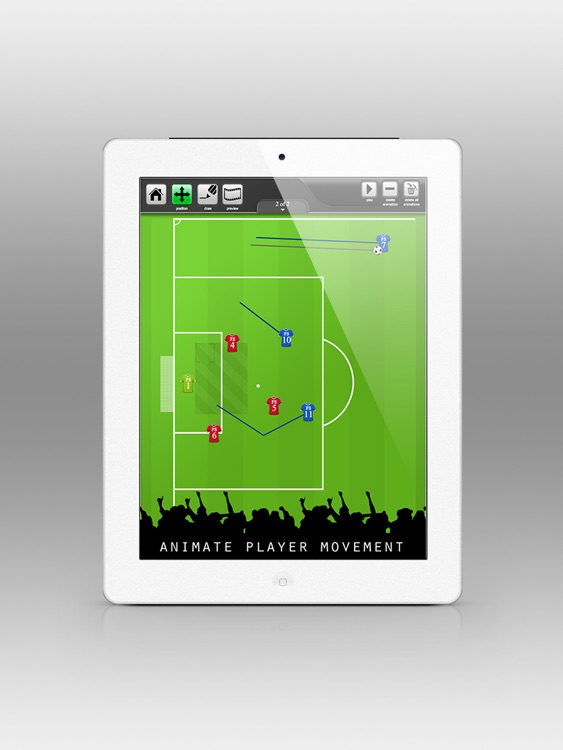 The Master Tactician Premium: Soccer Coach screenshot-3