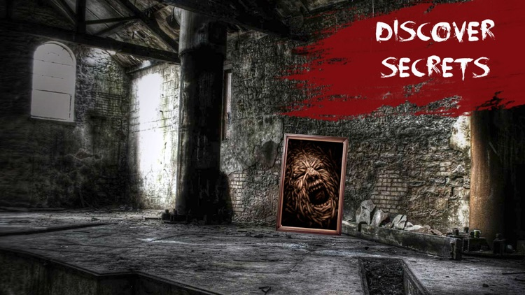 Escape Mystery Haunted House -Scary Point & Click Adventure Game screenshot-0