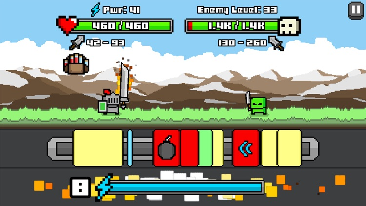Combo Quest screenshot-3