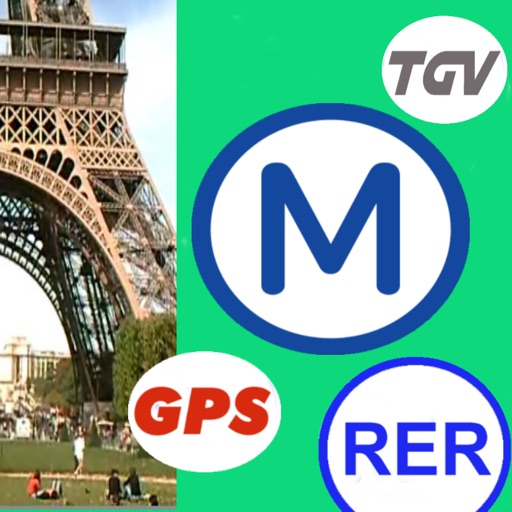 Paris Metro RER, trains, TGV, paris videos, help, gps, paris map...