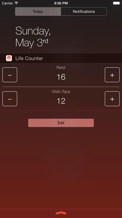 Points: MTG Life Counter screenshot-3