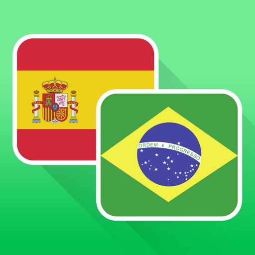 Free Spanish to Brazilian Portuguese Phrasebook with Voice: Translate, Speak & Learn Common Travel Phrases & Words by Odyssey Translator