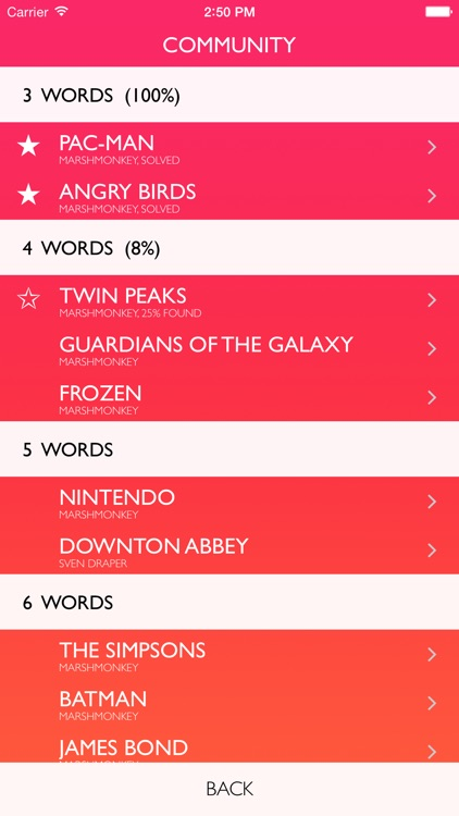 Letterpad - Free Word Puzzles screenshot-0