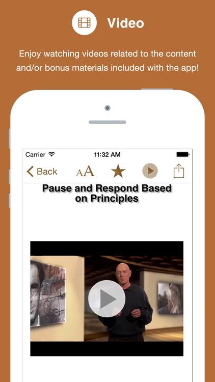 Habit 1: Be Proactive (with Video) screenshot-3