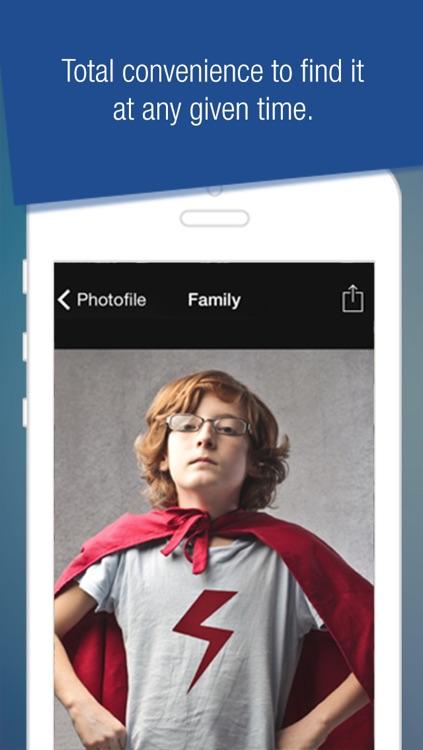 Photo File - Organize your photos before you even snap a shot screenshot-3
