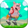 Jet Pack Pig - Sonic Space Adventure via Jetpack, Rocket or Plane - Piggy Style! Reviews
