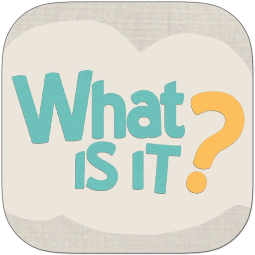 What is it? The Game!