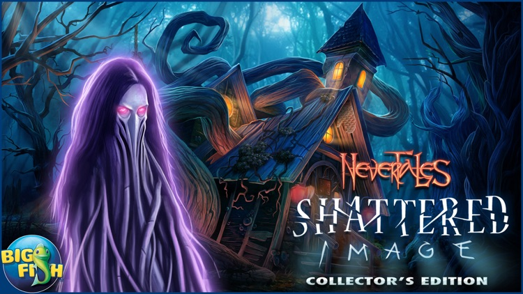 Nevertales: Shattered Image - A Hidden Object Storybook Adventure (Full) screenshot-4