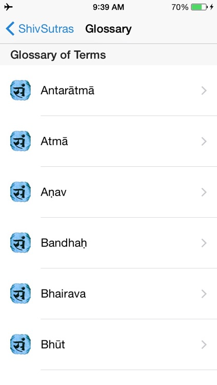 Shiv Sutras screenshot-2