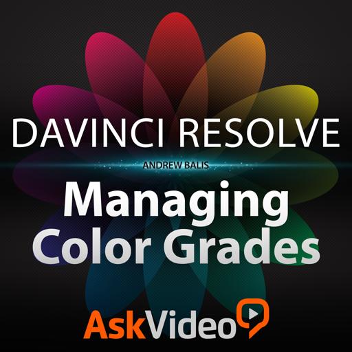 Managing Color Grades in Davinci Resolve