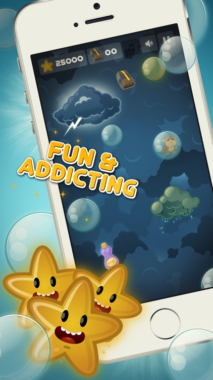 BubbleJump! Starring BAM the Monkey in this high flying FUN Free Game for Kids of All Ages screenshot-3