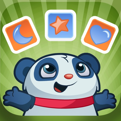 CosmoCamp - Matching Games Game App for Toddlers and Preschoolers