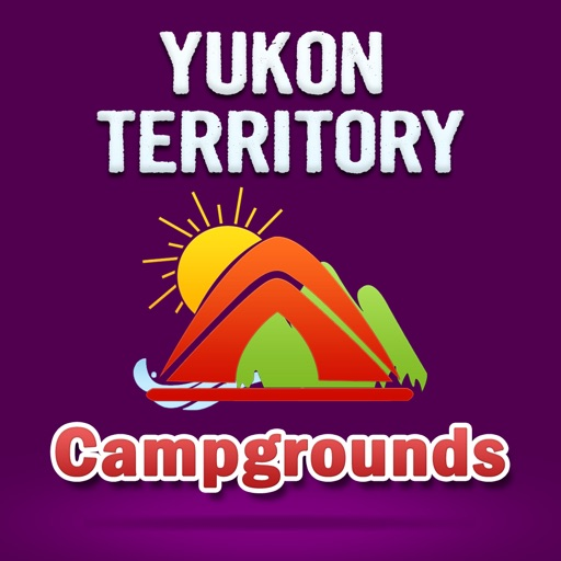 Yukon Territory Campgrounds icon